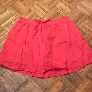 Merona coral skirt, XL